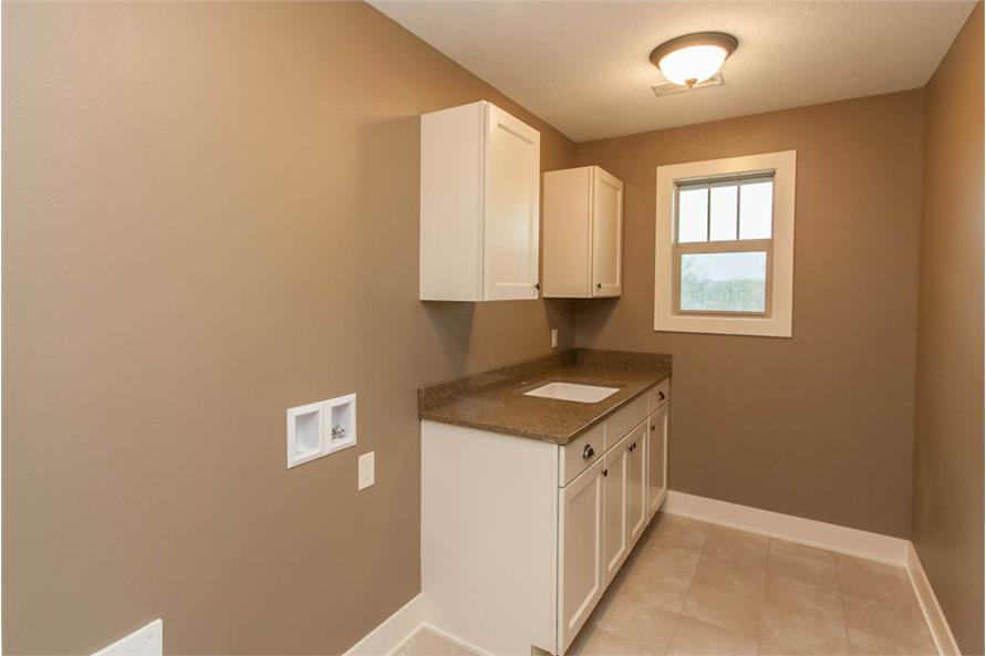 Laundry Room of this 4-Bedroom,2377 Sq Ft Plan -2377