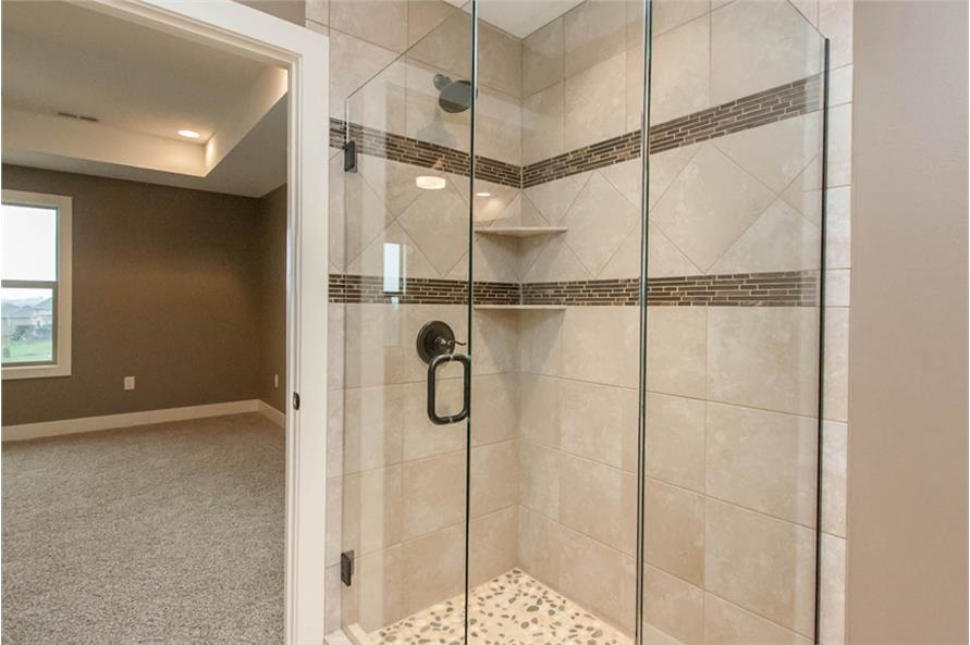 Master Bathroom of this 4-Bedroom,2377 Sq Ft Plan -2377