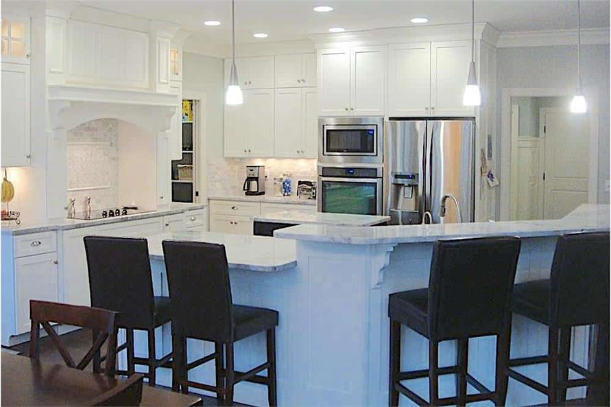 Kitchen of this 3-Bedroom,2449 Sq Ft Plan -2449