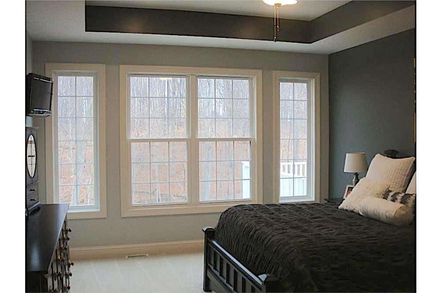 Master Bedroom of this 3-Bedroom,2449 Sq Ft Plan -2449