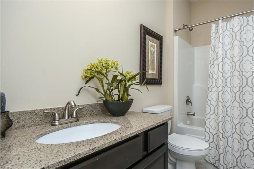 Bathroom of this 3-Bedroom,1635 Sq Ft Plan -1635