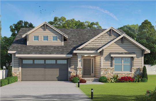 House Plan #42326
