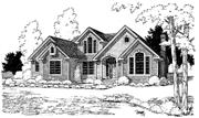 View house Plan#121-1005