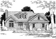 Main image for house plan # 3729