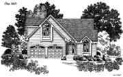 View house Plan#121-1011