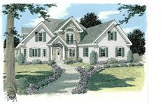 Main image for house plan # 3760