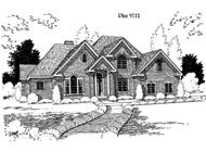 Main image for house plan # 3875