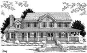 View house Plan#121-1036