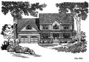 View house Plan#121-1042