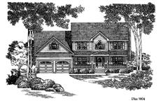 Main image for house plan # 3879