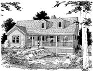 Main image for house plan # 3759