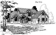 View house Plan#121-1050