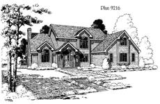 Main image for house plan # 3763