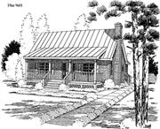 View house Plan#121-1054