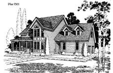 Main image for house plan # 3764