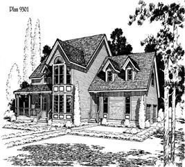House Plan #121-1056