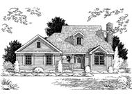 Main image for house plan # 3736