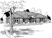 View house Plan#121-1063