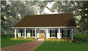 View house Plan#123-1002