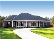 Main image for house plan # 16870