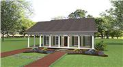 View house Plan#123-1007
