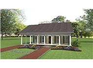 Main image for house plan # 18430