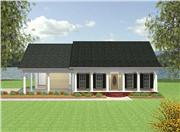 View house Plan#123-1018