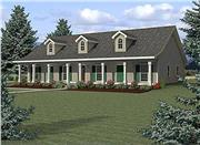 View house Plan#123-1032