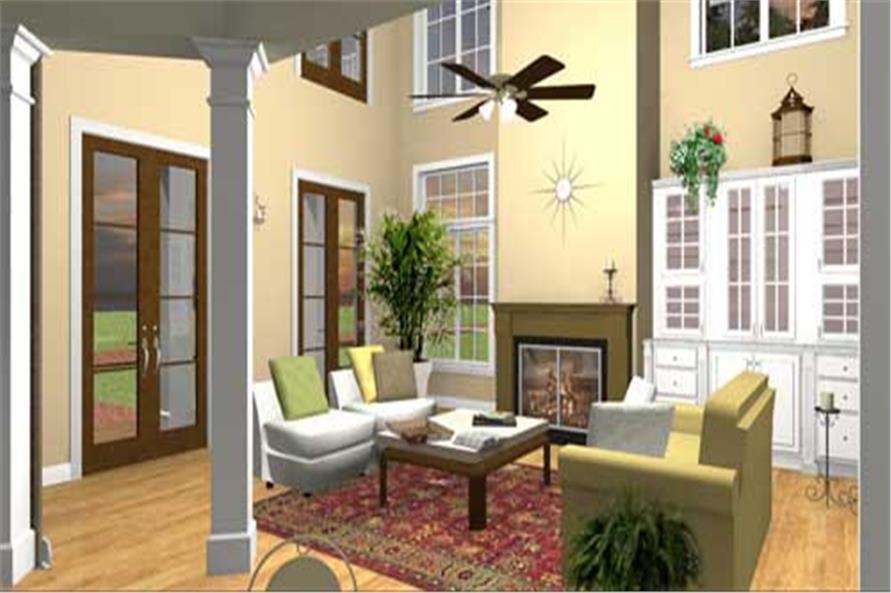 Home Plan Aux Image of this 4-Bedroom,2415 Sq Ft Plan -2415