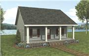 View house Plan#123-1042