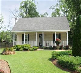 House Plan #123-1050
