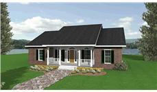 Main image for house plan # 2211