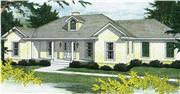 View house Plan#123-1058