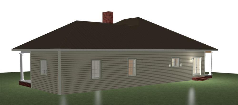 123-1062: Home Exterior Photograph