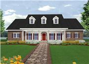 View house Plan#123-1077