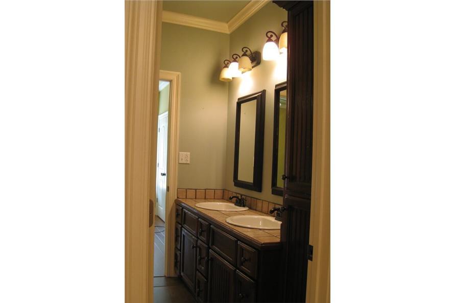 123-1079: Home Interior Photograph-Bathroom