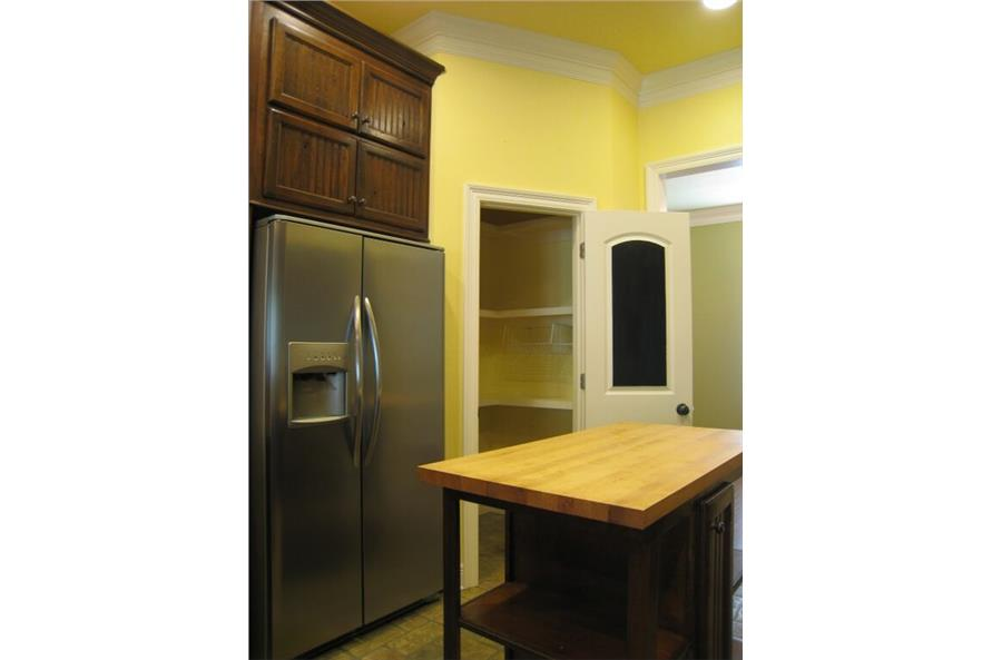 123-1079: Home Interior Photograph-Kitchen
