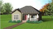 View house Plan#123-1083