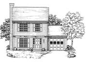 View house Plan#124-1020