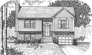 View house Plan#124-1021
