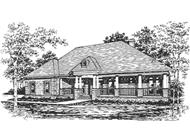 Main image for house plan # 7485