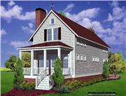 View house Plan#124-1026