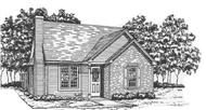Main image for house plan # 7452