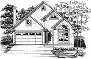 View house Plan#124-1041
