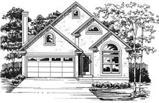 Main image for house plan # 7459