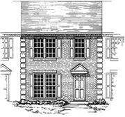 View house Plan#124-1052