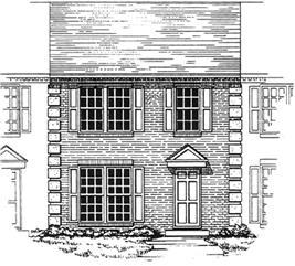 House Plan #124-1052