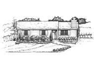 Main image for house plan # 6919