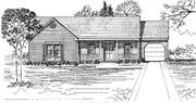View house Plan#124-1112