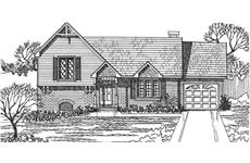 Main image for house plan # 7501